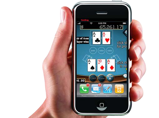 Black Chip Poker Mobile App